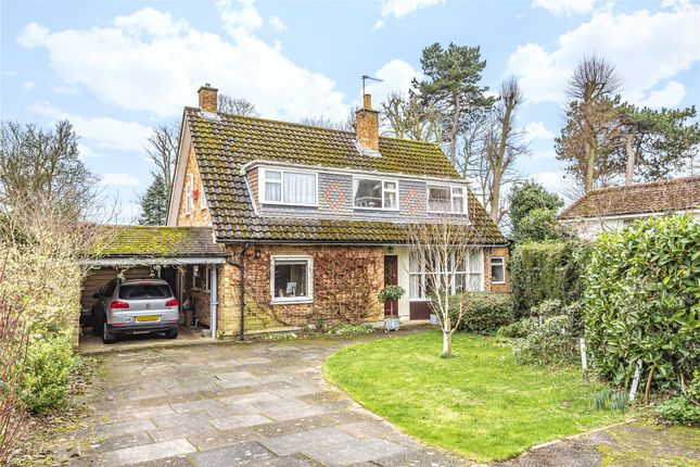 Thumbnail Detached house for sale in Manor Place, Chislehurst