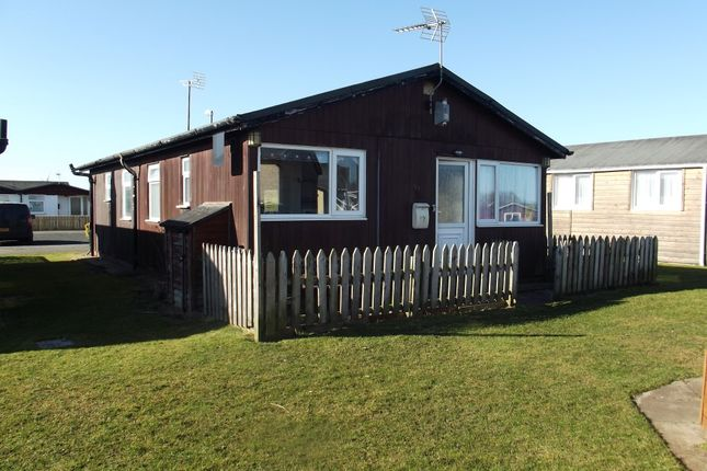 External of 117 Second Avenue, South Shore Holiday Village, Bridlington YO15