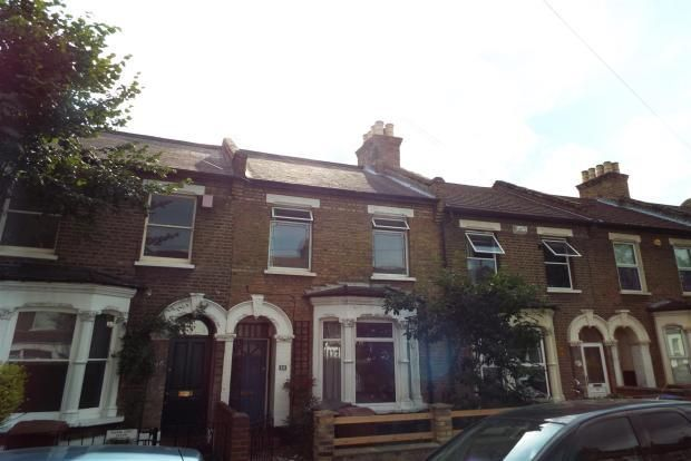 Thumbnail Terraced house to rent in Ranelagh Road, Leyton