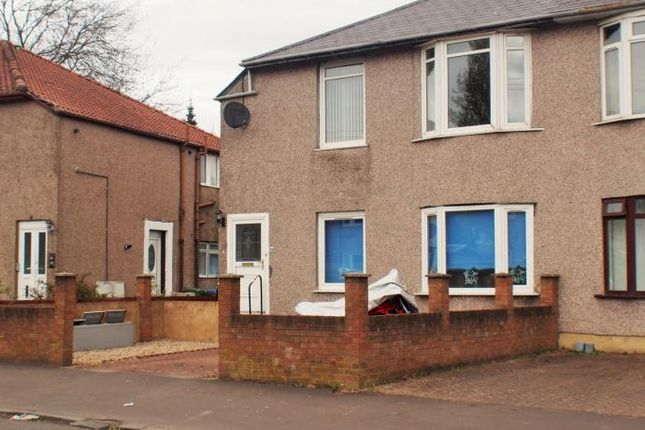Thumbnail Cottage to rent in Curtis Avenue, Rutherglen, Glasgow