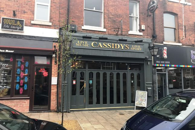 Thumbnail Pub/bar for sale in Stockport SK4, UK