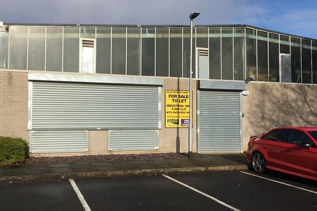 Thumbnail Warehouse to let in Unit A9, Stafford Park 15, Telford, Shropshire
