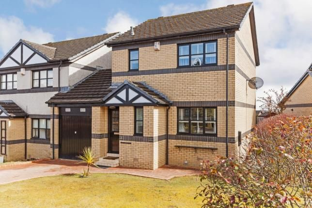 Thumbnail Link-detached house for sale in Craighirst Road, Milngavie, Glasgow, East Dunbartonshire