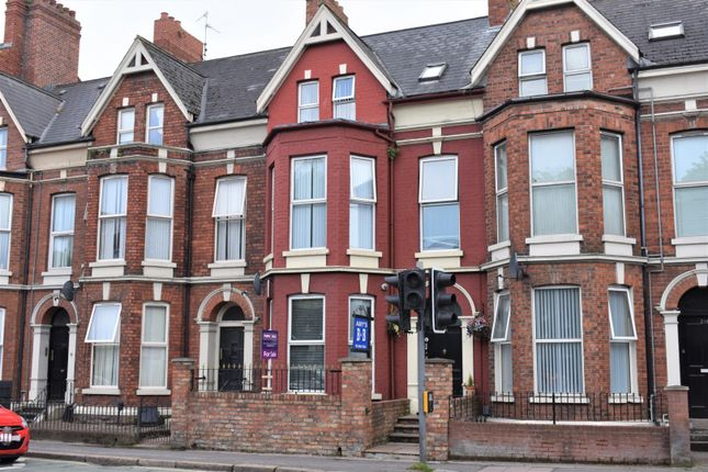Thumbnail Terraced house for sale in Antrim Road, Belfast