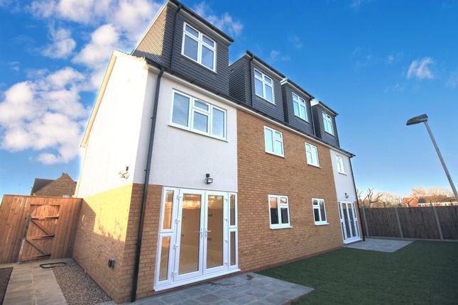 Thumbnail Flat to rent in St. Peter's Road, Uxbridge
