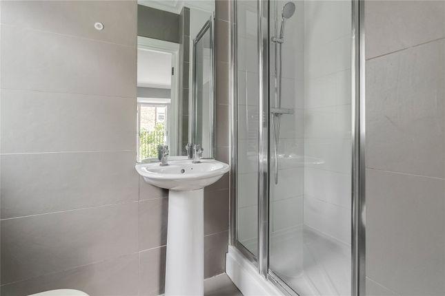 Ensuite Shower of Jubilee Terrace, Burlington Road, London SW6
