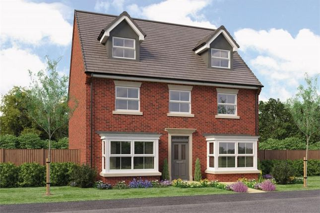 "Thumbnail Detached house for sale in ""The Huxley"" at Otley Road, Killinghall, Harrogate"