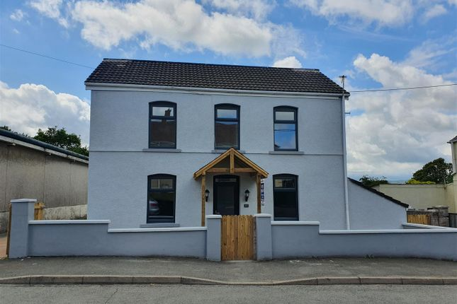 Thumbnail Detached house for sale in Betws Road, Betws, Ammanford