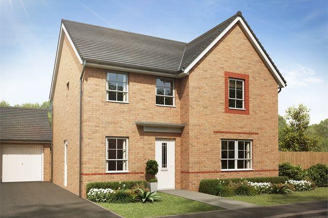 Detached house for sale in Fernwood Village, Newark, Nottinghamshire.