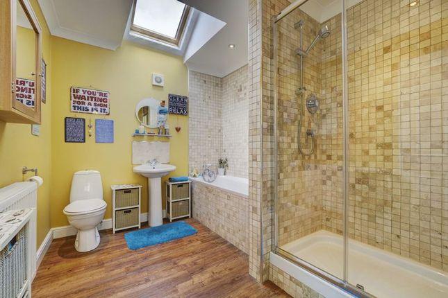 Bathroom of Long Lane, Harriseahead, Staffordshire ST7