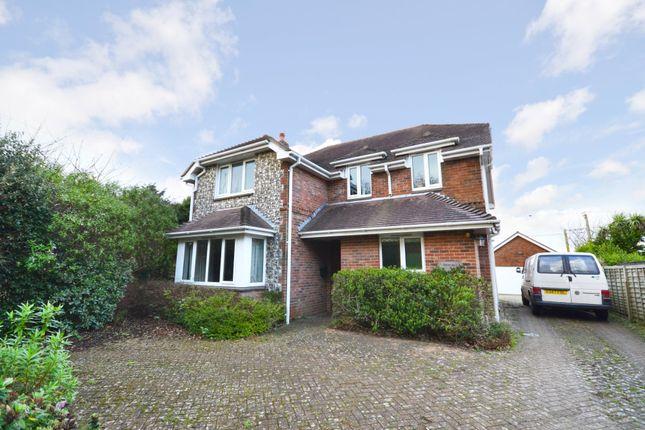 Thumbnail Detached house to rent in Newport Road, Apse Heath, Sandown