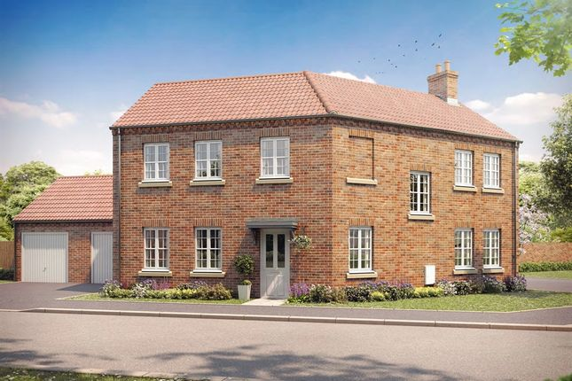 "Thumbnail Detached house for sale in ""The Coxwold"" at Fordlands Road, Fulford, York"