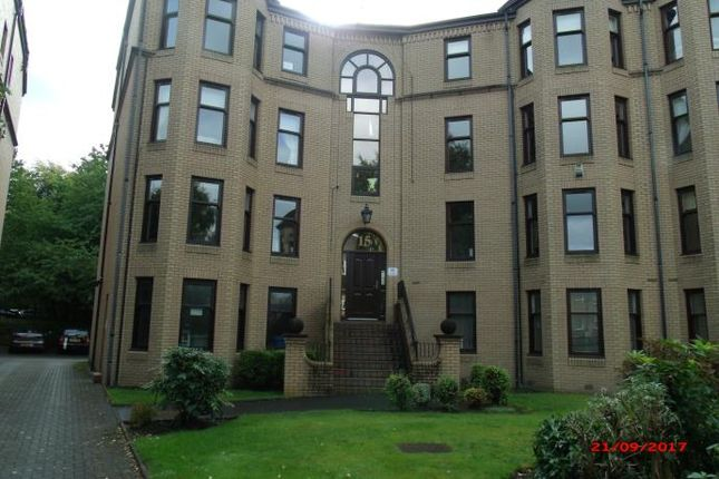 Thumbnail Flat to rent in Hughenden Gardens, Hyndland, Glasgow