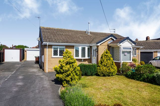 Thumbnail Detached bungalow for sale in Hillcrest Court, Tadcaster