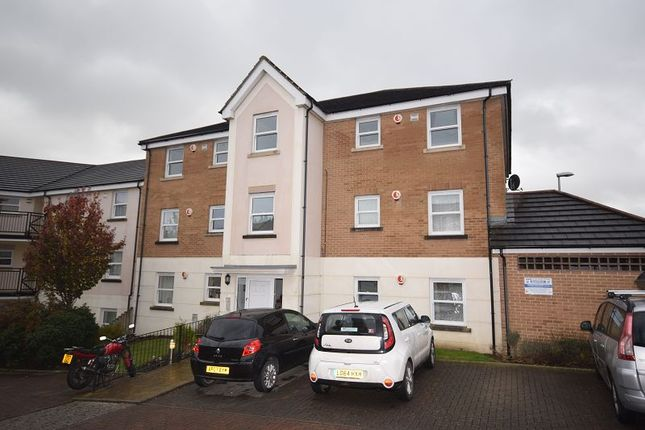 Thumbnail Flat to rent in Union Close, Bideford