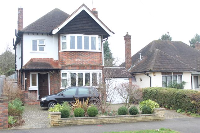 Thumbnail Detached house for sale in Avondale Avenue, Esher