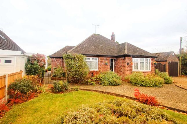 Thumbnail Bungalow for sale in School Road, Copford, Colchester