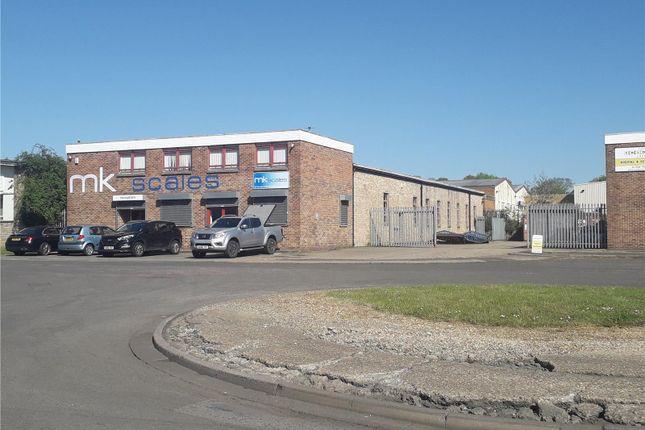 Thumbnail Warehouse to let in 5 Ward Road, Mount Farm, Bletchley, Milton Keynes