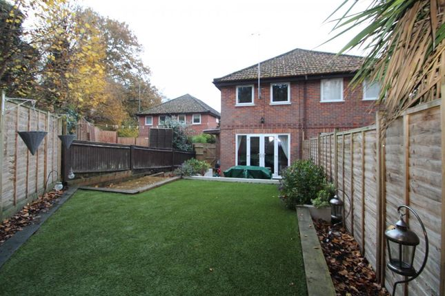 Thumbnail End terrace house for sale in Northampton Close, Bracknell