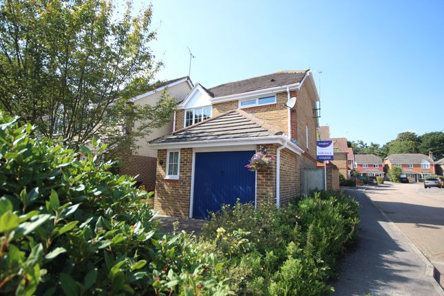 Thumbnail Detached house for sale in Pangdene Close, Burgess Hill