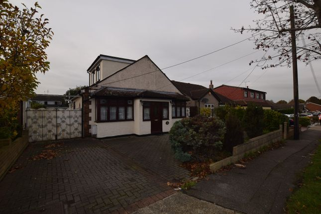 Thumbnail Bungalow for sale in Homefields Avenue, Benfleet