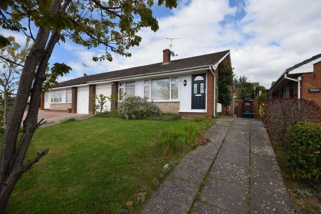 Thumbnail Bungalow to rent in Norfolk Road, Wrexham