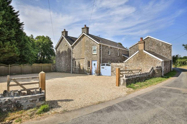 Thumbnail Farmhouse to rent in Ystradowen, Cowbridge