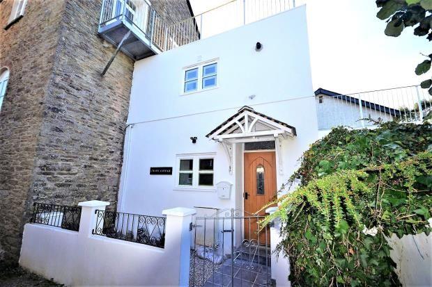 Thumbnail Semi-detached house for sale in Liskeard Road, Callington, Cornwall