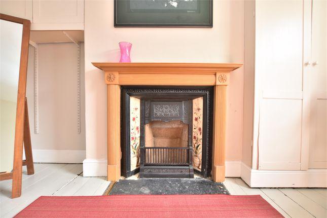 Fireplace of Leopold Buildings, Bath, Somerset BA1