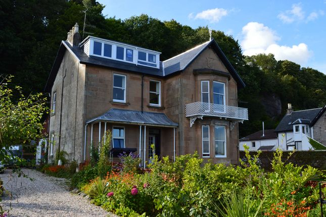 "Thumbnail Flat for sale in Apartment 3, ""Undercliffe"", 20, Craigmore Road, Rothesay, Isle Of Bute"