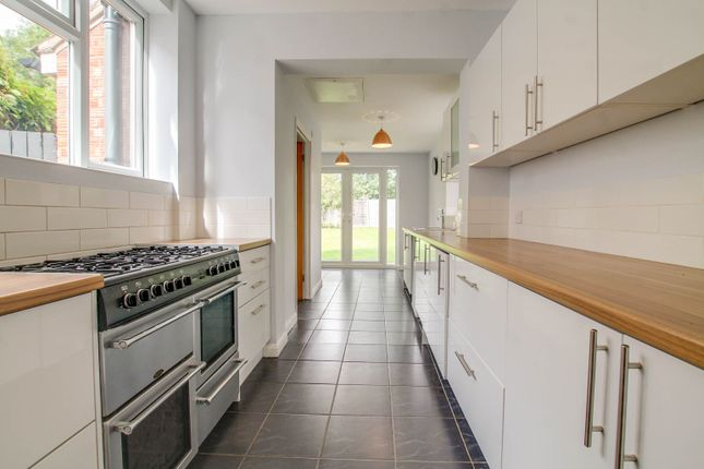 Kitchen of Stockwell Road, Knighton, Leicester LE2