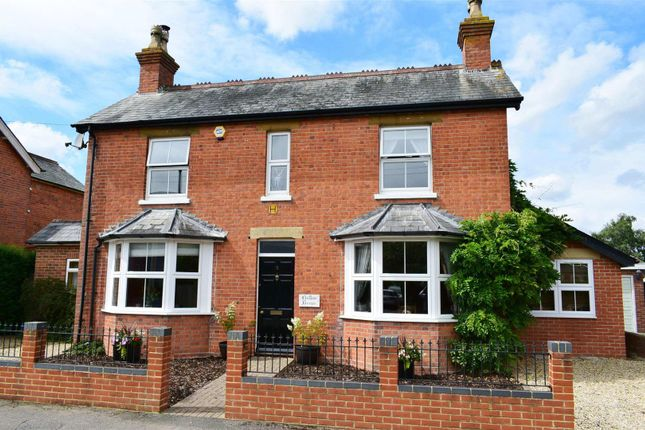 Thumbnail Detached house for sale in Charles Street, Newbury
