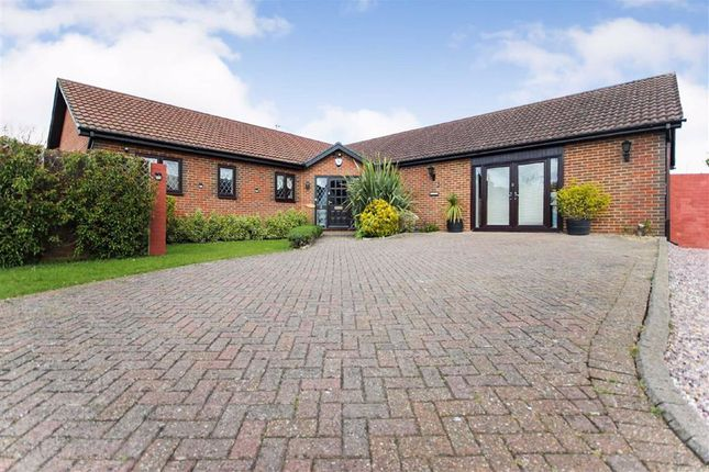 Thumbnail Detached house for sale in Nursery Drive, Wellingborough, Northamptonshire