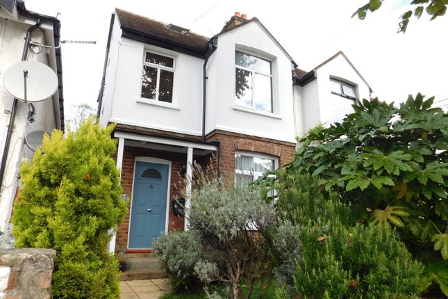Thumbnail Semi-detached house for sale in Studland Road, London