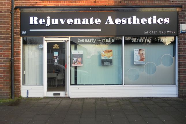 Retail premises for sale in 86 Whitehouse Common Road, Sutton Coldfield