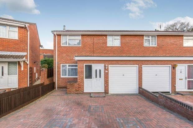 Thumbnail End terrace house for sale in Regents Park Gardens, Southampton, Hampshire