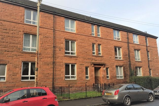 Thumbnail Flat to rent in Midlock Street, Ibrox, Glasgow