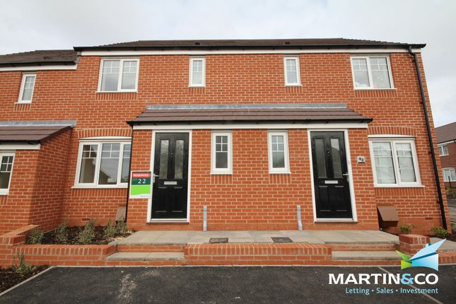 Thumbnail Terraced house to rent in Martineau Gardens, Martineau Drive, Harborne