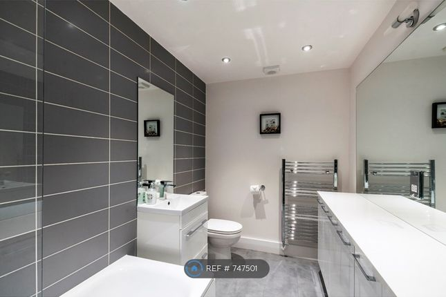 Bathroom of Gloucester Place, London NW1