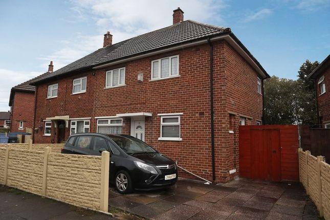 Front of Garsdale Crescent, Blurton, Stoke-On-Trent, Staffordshire ST3