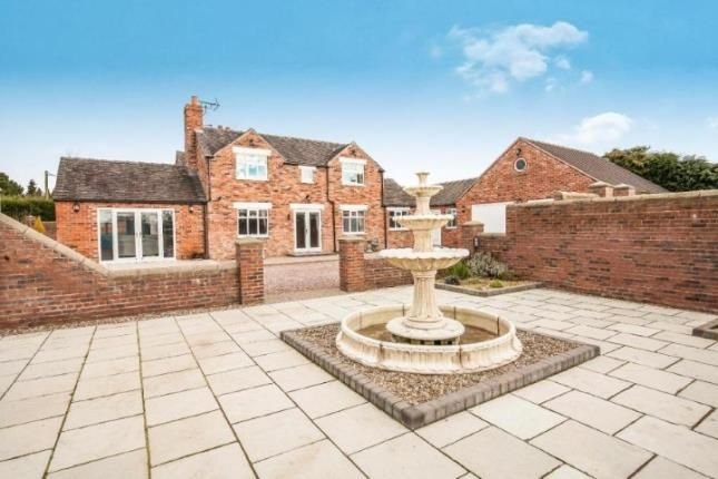 Thumbnail Detached house for sale in Wall Hill, Congleton, Cheshire