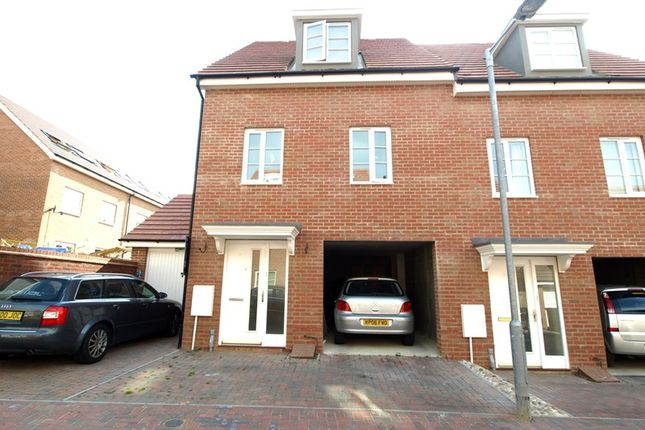 Thumbnail Semi-detached house to rent in Magnolia Way, Costessey, Norwich