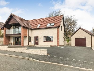 Thumbnail 3 bed detached house for sale in Kellyview, 6 Muirs Way, Newton Stewart