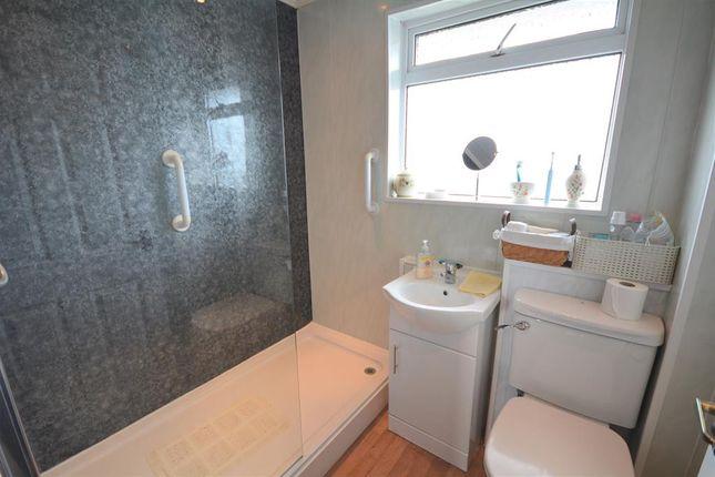 Shower Room of Dere Avenue, Bishop Auckland DL14