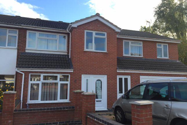 Thumbnail Semi-detached house to rent in Kensington Avenue, Loughborough