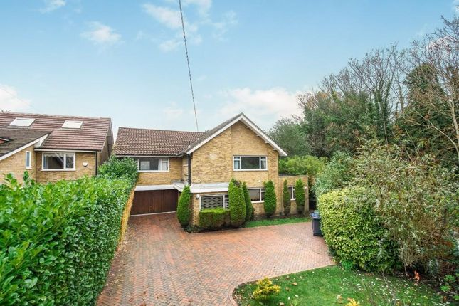 Thumbnail Detached house for sale in West Road, London