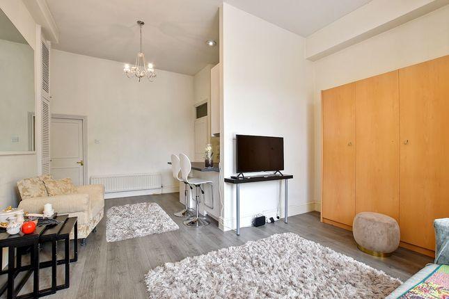 Thumbnail Studio to rent in Warrington Crescent, Little Venice, London