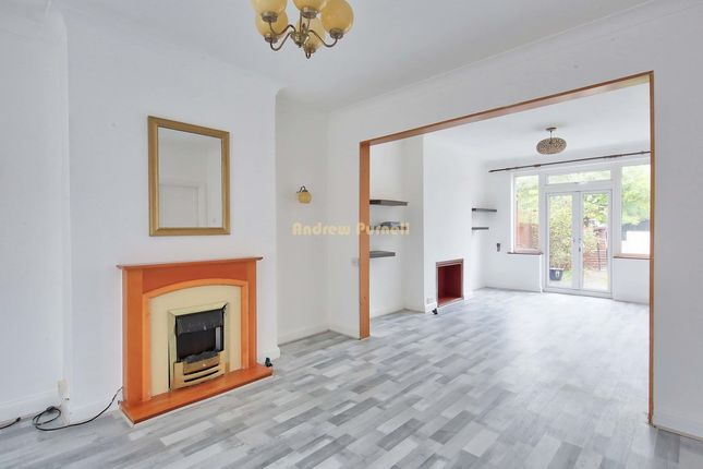 Thumbnail Terraced house to rent in Martin Way, Morden