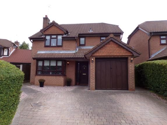 Thumbnail Detached house for sale in Salisbury Park, Childwall, Liverpool, Merseyside