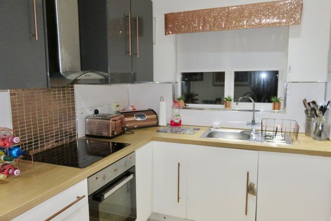 Kitchen of Rockcliffe Path, Chapelhall, Airdrie ML6
